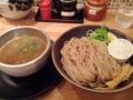 [つけ麺] たか松 鶏魚介つけ麺
