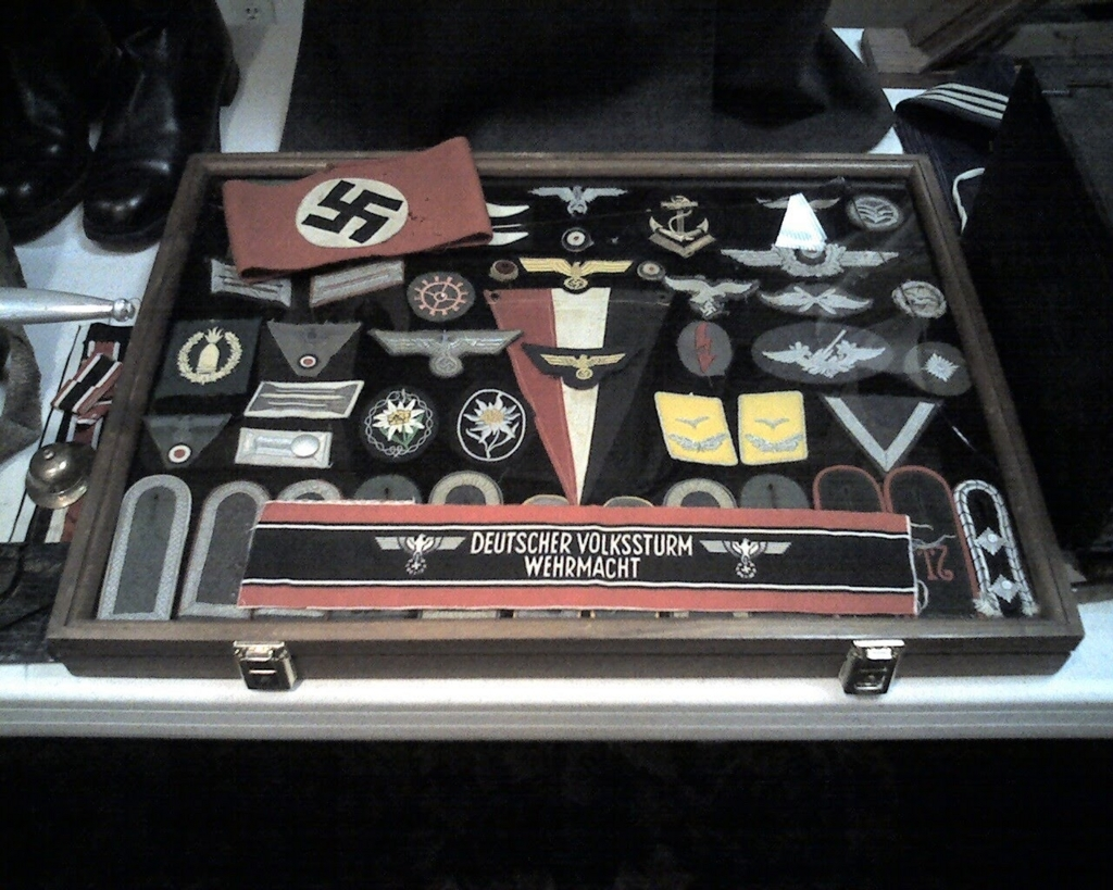 Authentic World War II German Artifacts for Sale at