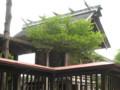 仏子・八坂神社本殿