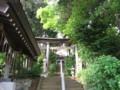 杉山神社(西八朔)
