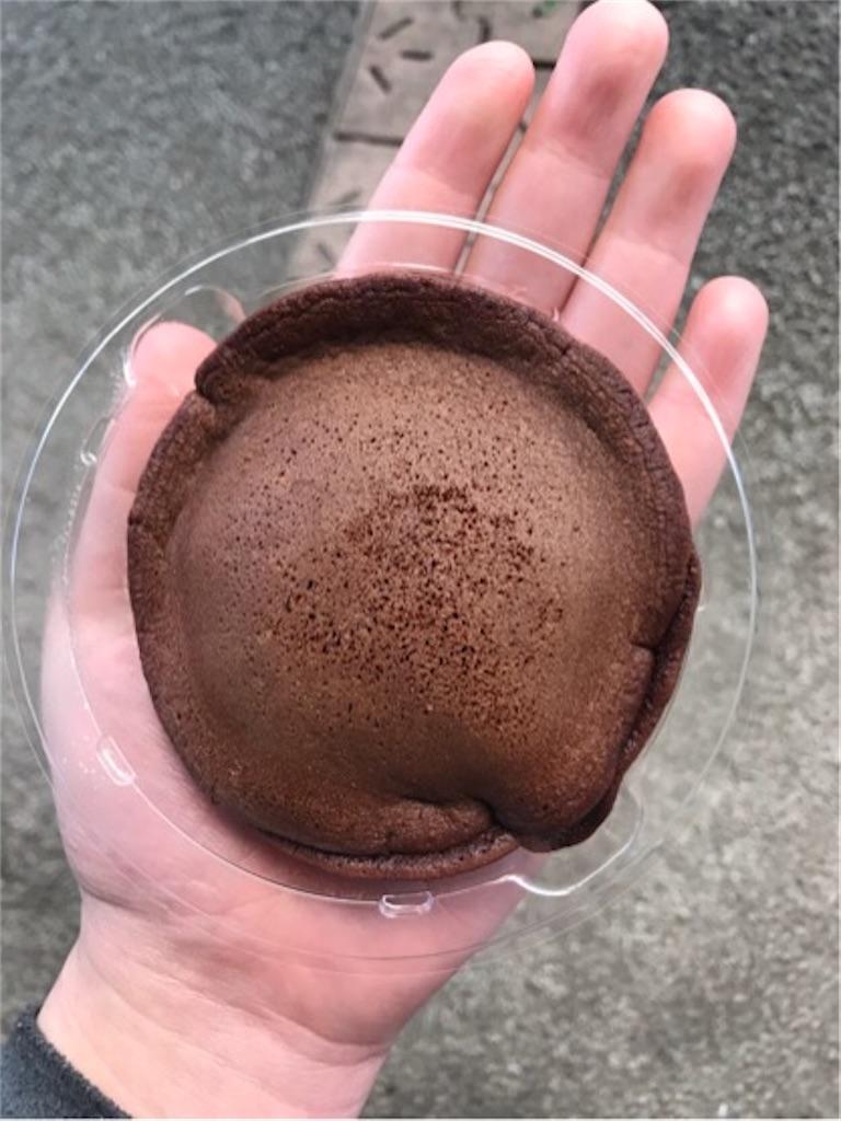ローソン ウチカフェ どらもっち(ショコラ&ホイップ)