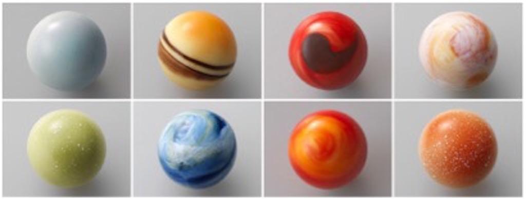 惑星の輝き チョコレート お取り寄せ