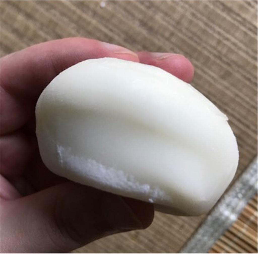 ファミリーマート スイーツ ダブルチーズケーキ大福