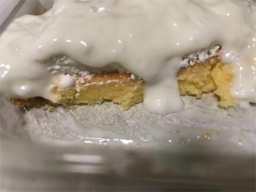 ローソン ふわしゅわとろり -スフレパンケーキ-