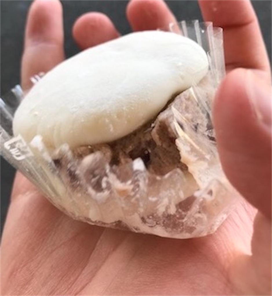あんバタークリームサンド