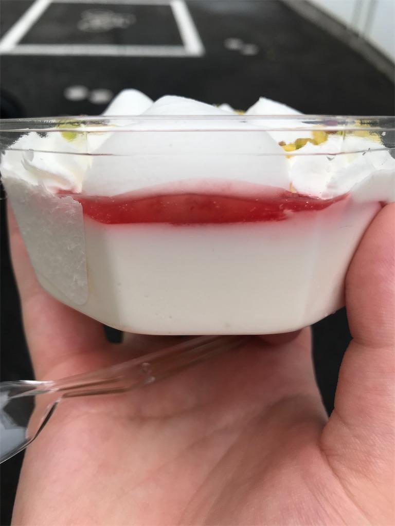 ふんわりクリームレアチーズ