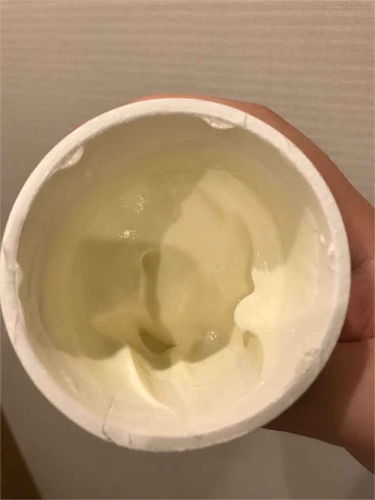 セブンイレブン タカナシ ふぉわっぱ クリームヨーグルト