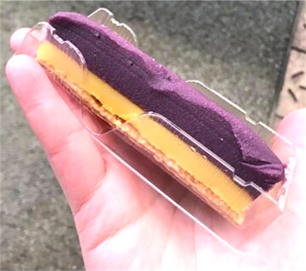 ローソン ウチカフェ Uchi Café Spécialité ほくとろ豊潤紫スイートポテト