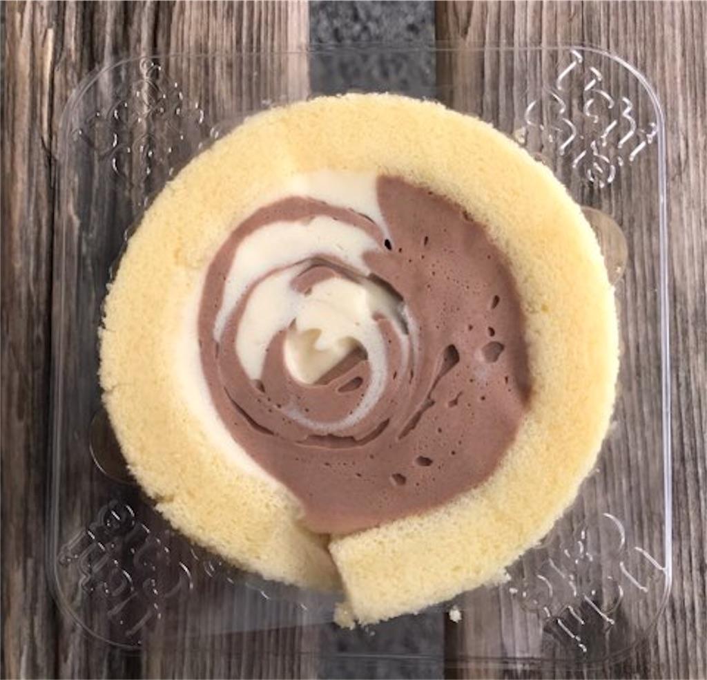 ローソン ウチカフェ Uchi Café×八天堂 かすたーどチョコロール