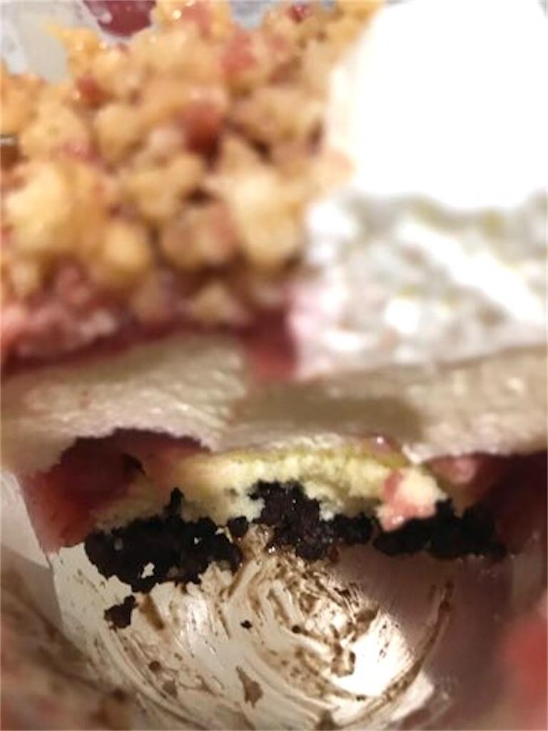苺のパフェ セブンイレブン
