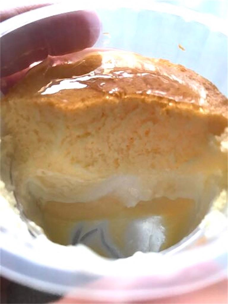 セブンイレブン 3層仕立ての濃厚チーズケーキ