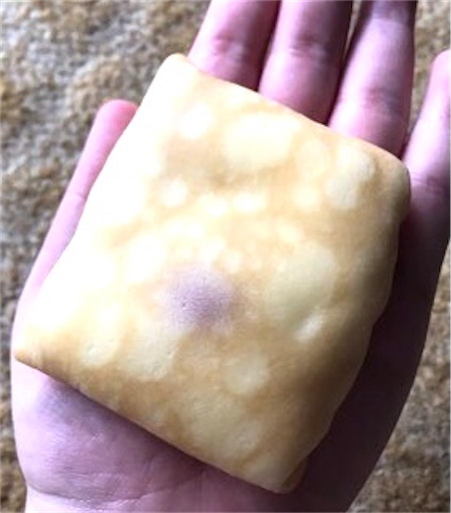 セブンイレブン もっちりクレープ ブルーベリーレアチーズ