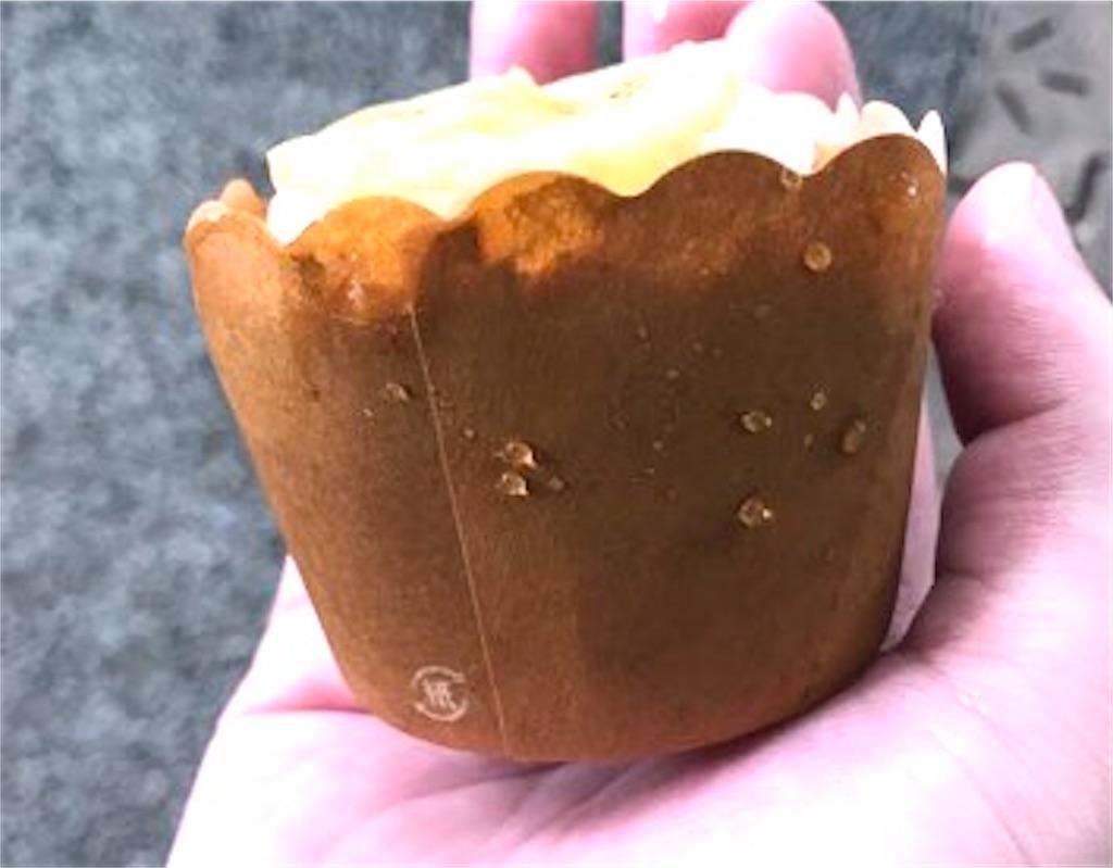 ローソン 生マフィン バナナ&ホイップ