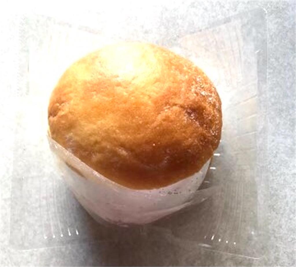 ローソン 澄ふわマリトッツォ(ヘーゼルナッツチョコ入り)