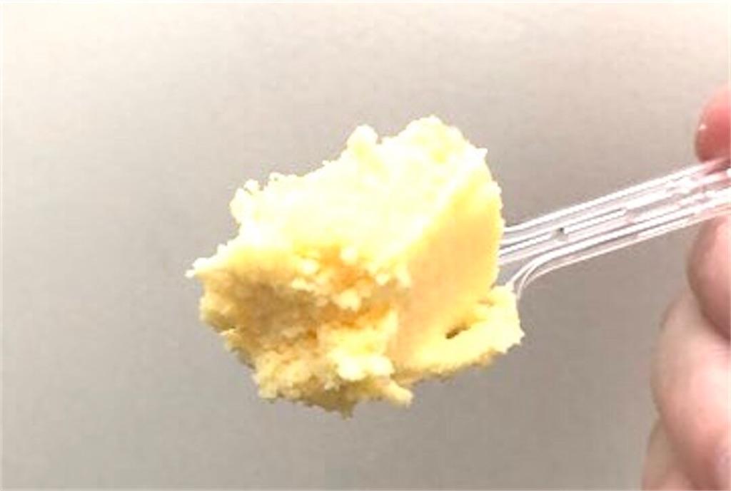 セブンイレブン クラシックチーズケーキ