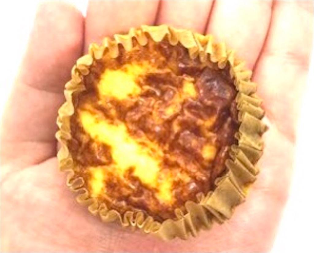 ローソン バスチー バスク風コーンチーズケーキ