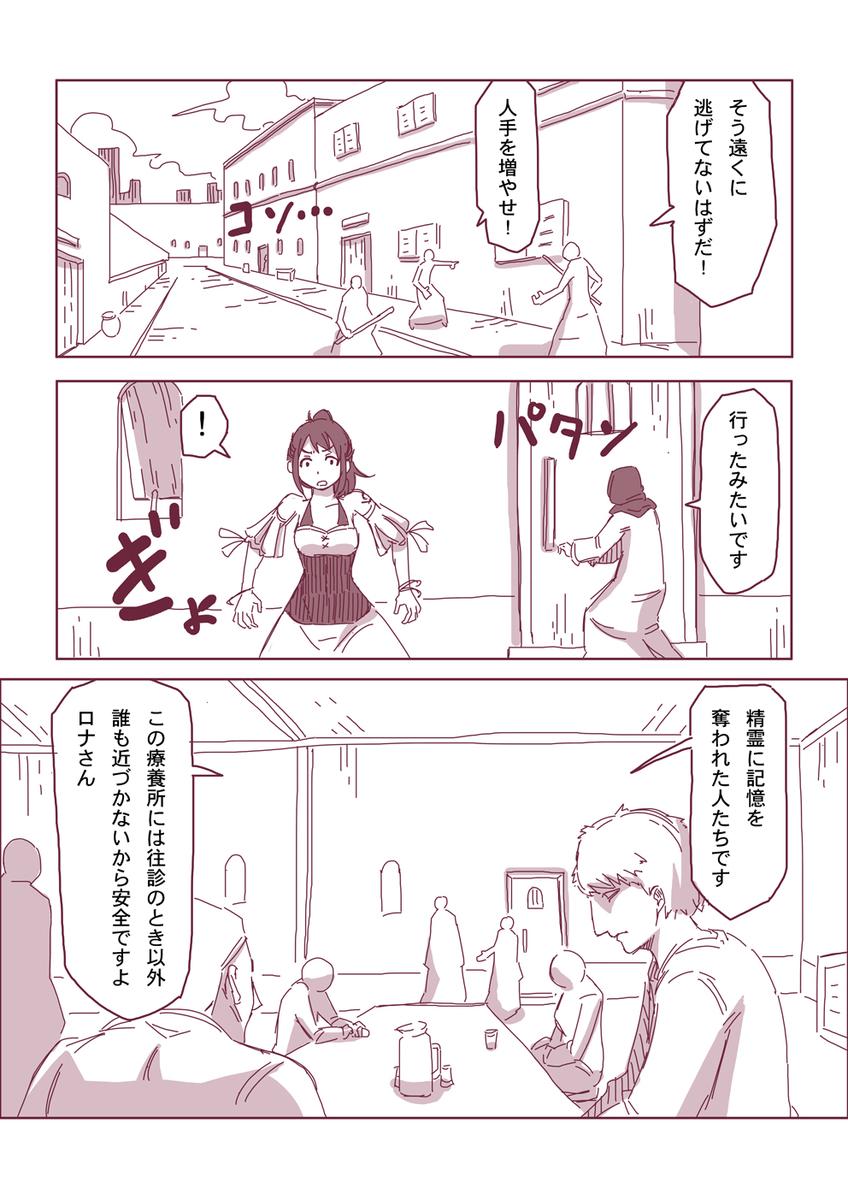 然る放浪者の夜話 #9 無知(2-1)