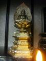 死んだかーちゃんの仏壇に来てもらった阿弥陀如来像