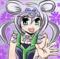 ・イグザード。ネズミの獣人の少女。