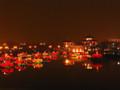 夜の西安大唐芙蓉園の夜景3