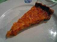 柑橘系フルーツのタルト