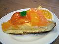 [キルフェボン]柑橘のタルト