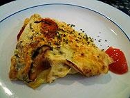 Cheong Fat Tze Mansionの朝食
