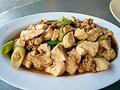[Penang][Malaysia]新瓊安飯店の豆腐料理