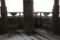 秋風楼の楼上現状(写真)