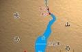 黄河龍門 地図