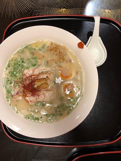 名古屋コーチン白鶏ラーメン