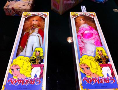 ベルサイユのばら 人形アップ
