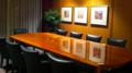 ホテル阪急 プレジデンシャルスイートの会議室