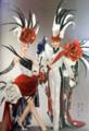 [月組]『TAKARAZUKA 花詩集100!!』アントワーヌ・クルック氏デザインの衣装