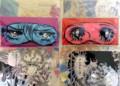 『わたしのマーガレット展』オスカルアイマスク