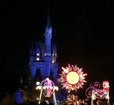 2014年10月30日 東京ディズニーランド パレード