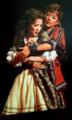 [花組]『カリスタの海に抱かれて』ロベルト&アリシア
