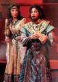 [宙組]『王家に捧ぐ歌』みりおん&一樹千尋