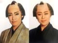 [雪組]『銀二貫』華形ひかる&英真なおき
