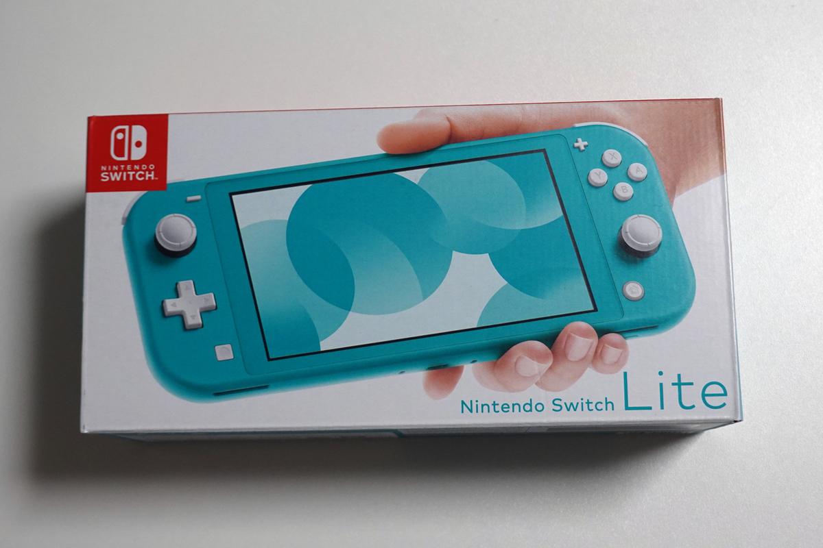 Nintendo Switch Lite(ニンテンドースイッチライト) レビュー - 買っ ...