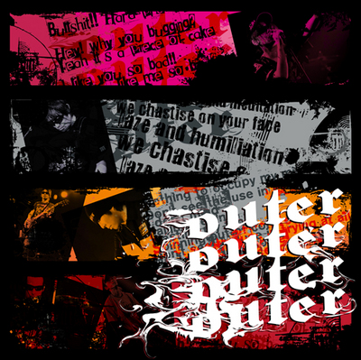 Outer / Outer[DVD付]