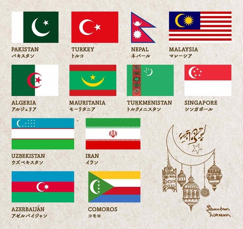 PAKISTAN パキスタン/TURKEY トルコ/NEPAL ネパール/MALAYSIA マレーシア/ALGERIA アルジェリア/MAURITANIA モーリタニア/TURKMENISTAN トルクメニスタン/SINGAPORE シンガポール/UZBEKISTAN ウズベキスタン/IRAN イラン/AZERBAIJAN アゼルバイジャン/COMOROS コモ