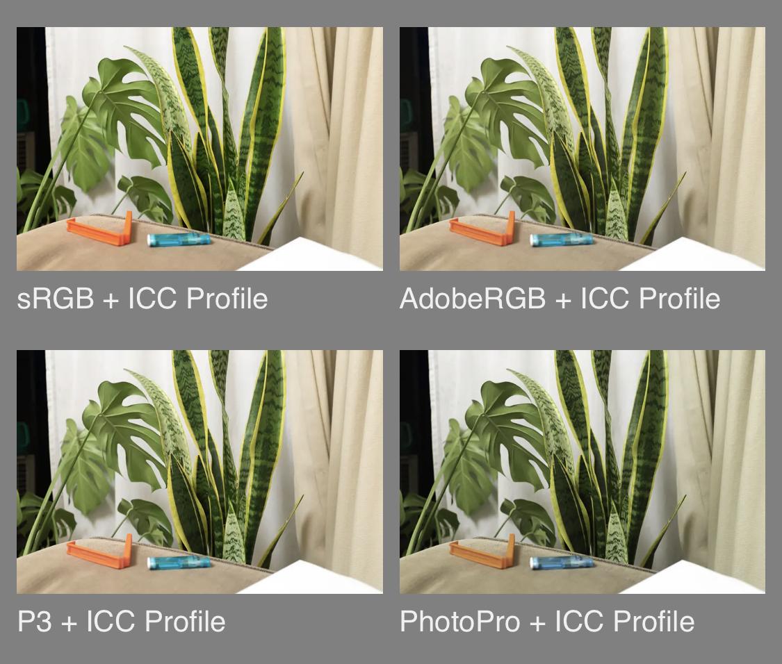 cwebpコマンドでWebPに変換した画像のiPhoneでの表示