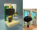 なんでレゴで再現しようとするねんwww! on Twitpic