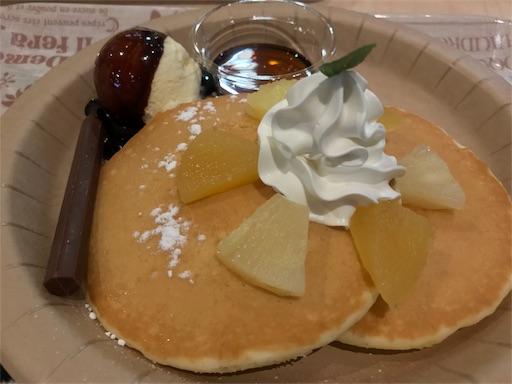 PPAパンケーキの写真