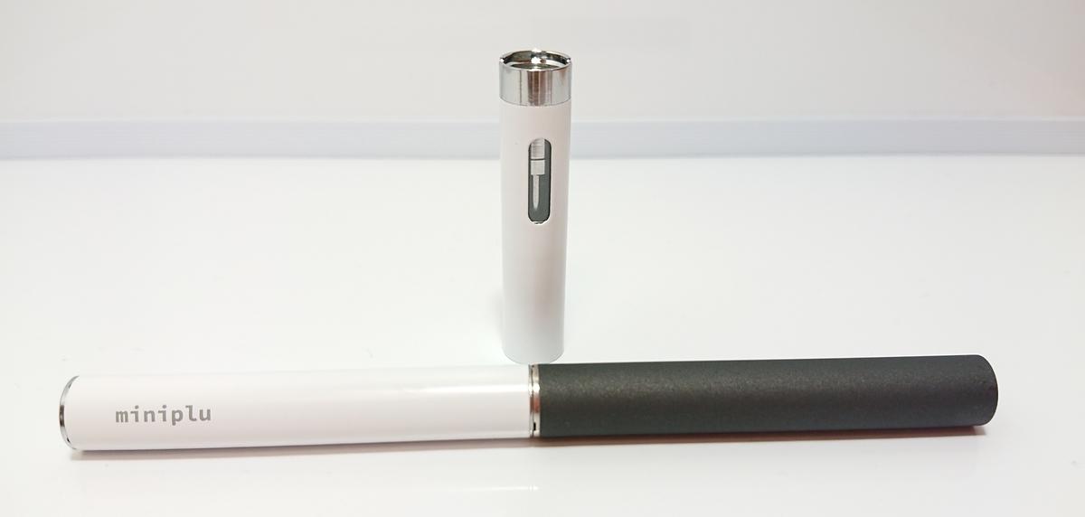 20191014115225 - 【プルームテックよりもコンパクト】ミニプルスターターキットをレビュー! 禁煙、節煙の第一歩!または、物足りないプルームテックに吸いごたえを!