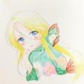 [川澄シサラ]君は春の女神。