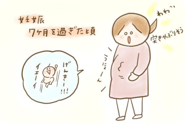 後期 股関節 妊娠