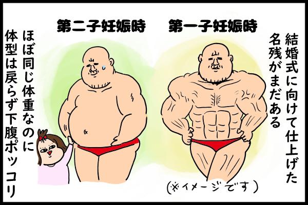 増加 グラフ 体重 妊婦