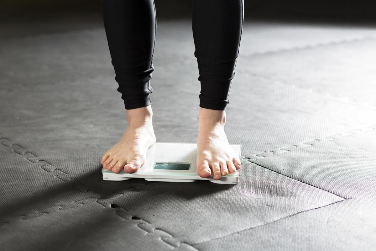 妊娠 体重 減少